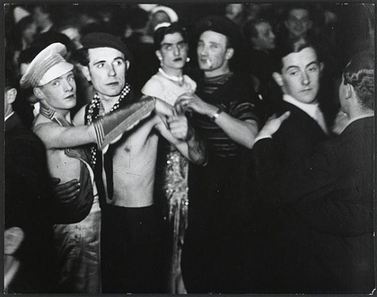 Ilicit sex in the 1920s